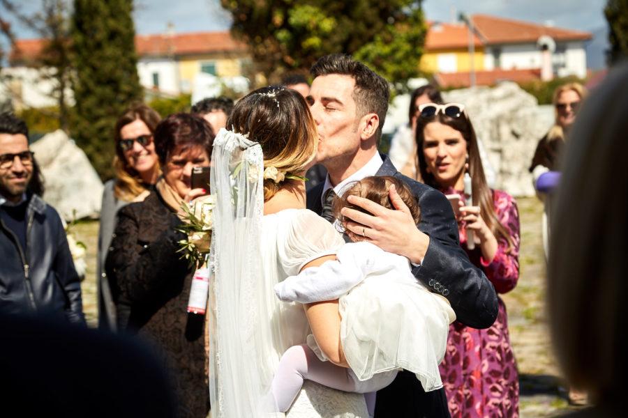 Matrimonio di Rossella e Lello