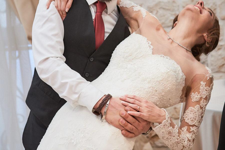 Matrimonio di Lara e Giuseppe